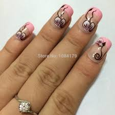 halloween style acrylic nails images
