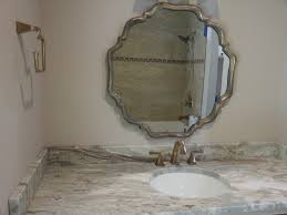 ocean beige quartzite bathroom countertop ecstatic stone