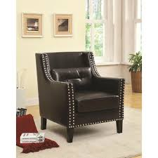 Black Leather Accent Chair Black Leather Accent Chair A Sofa Furniture Outlet Los