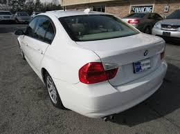 2006 white bmw 325i 2006 bmw 3 series 325i 4dr sedan in snellville ga
