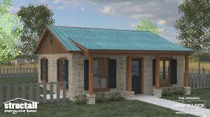16 x 16 cabin structall energy wise steel sip homes structall energy wise homes