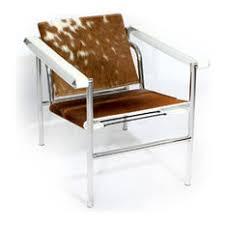 cowhide chair houzz