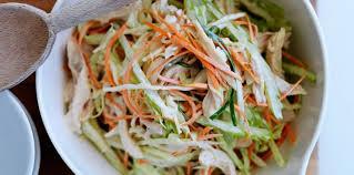 cuisiner choux blanc coleslaw au chou blanc facile et pas cher recette sur cuisine
