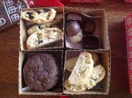 baked goods as gifts rainforest islands ferry