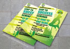 free illustrator brochure templates free adobe illustrator promotional flyer template green free