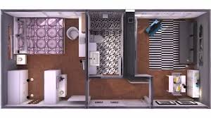 Tiny House Furniture Ikea Small Apartment 32m2 Decorate With Cheap Ikea Youtube