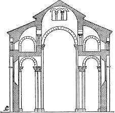 plan of st sernin toulouse clipart etc