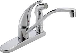 peerless p188400lf choice single handle kitchen faucet chrome
