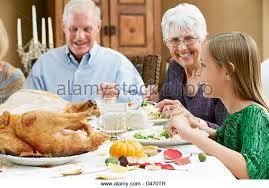 thanksgiving turkey dinner table stock photos thanksgiving