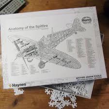 haynes spitfire jigsaw puzzle spitfire anatomy 1000 jigsaw