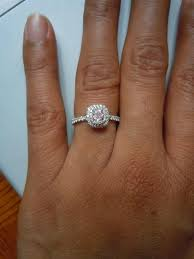 Wedding Ring On Right Hand by Diamond Engagement Rings On Hands 1 Ifec Ci Com