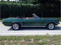 1967 ford mustang for sale cheap 1967 ford mustang for sale carsforsale com