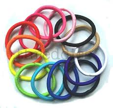 ponytail holder 144 thick elastic ponytail holders wholesale hair elastics
