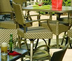 Agio Panorama Patio Furniture High Dining Patio Furniture Roselawnlutheran