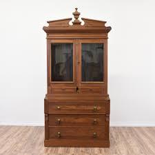 Secretary Style Desks Beautiful Antique Eastlake Secretary Style Desk Featuring Five