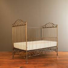 rose gold crib wayfair
