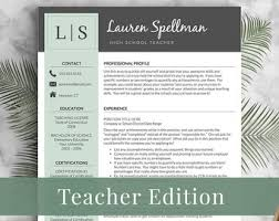 Faculty Resume Sample teacher resume template for word u0026 pages 1 3 page resume for