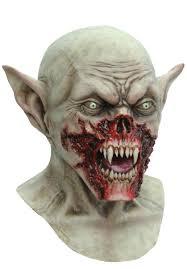 kurten mask vampire mask halloween mask escapade uk