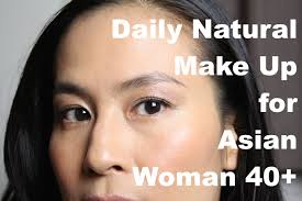 2014 hairstyles for women over 40 everyday make up for asian woman 40 youtube