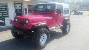 jeep lifted pink new and used jeep for sale in richmond va offerup