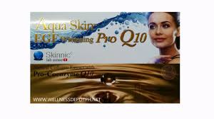 aqua skin egf gold aqua skin egf whitening proq10 glutathione injection complete