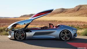 renault dezir concept interior 2016 renault trezor concept caricos com