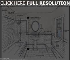 modern bathroom floor plans modern design ideas