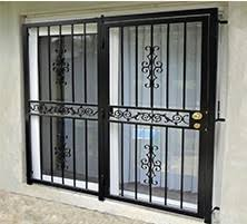 Security Patio Doors Security Bars Master Seal