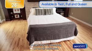 Bed Bath And Beyond Memory Foam Bed Bath U0026 Beyond Tv Watch Aerobed U0026reg Inflatable Beds