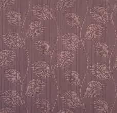 purple leaf drapery fabric la perla mauve by charles parsons
