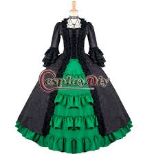 Halloween Ball Gowns Costumes Victorian Ball Gown Costumes Promotion Shop Promotional