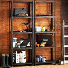 Lowes Shelving Unit by Garage 48w X 68h Shelving Unitgarage Units Amazon Lowes U2013 Venidami Us