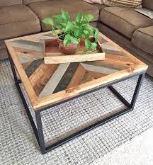 Diy Side Table Best 25 Diy Coffee Table Ideas On Diy Wood Table