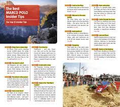 california marco polo pocket guide marco polo travel guides