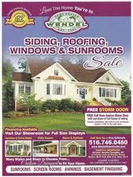 wendel home center siding window door sale special