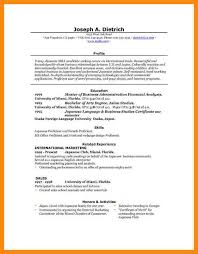Proficient In Microsoft Office Resume Ms Office Resume Templates Free Resume Template Microsoft Word 7