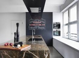awesome chalkboard for kitchen wall also with gallery picture