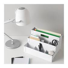 organiseur bureau fjälla organiseur bureau blanc 35x21 cm ikea