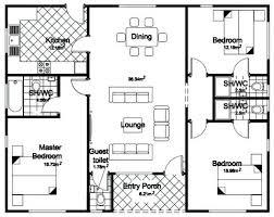 bungalow blueprints 3 bedroom bungalow plans excellent 3 bedroom bungalow designs house