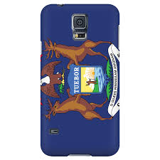 Michigans Flag Michigan Phone Cases Usa Swagg