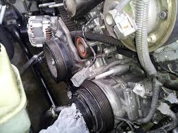 lexus es330 power steering pump diy 99 sc400 valve cover gasket t belt water pump etc