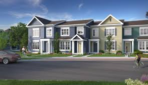 Row Homes by Horne Creek Diverse Properties
