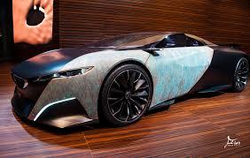 peugeot onyx 2017 peugeot onyx supercar interior autosdrive info