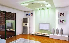 modern living tv interior best false ceiling design in living room completed with