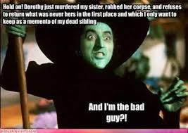 Wizard Of Oz Meme - wizard of oz is a pretty messed up story honestly movie time