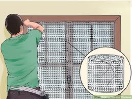Do Curtains Insulate Windows How To Insulate Windows 15 Steps With Pictures Wikihow