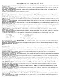 secured loan agreement template professional profile template