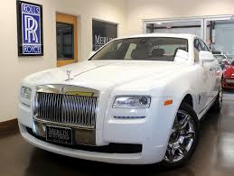 used 2013 rolls royce ghost stock p3554 ultra luxury car from