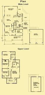 floor plans craftsman craftsman plans for a simple passive solar 4 bedroom home