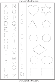 5 best images of printable letters and numbers for preschool